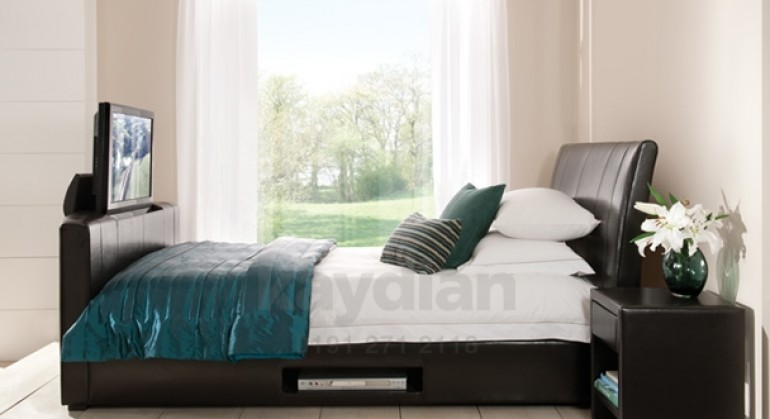 The Kaydian Design Whitton TV Bed